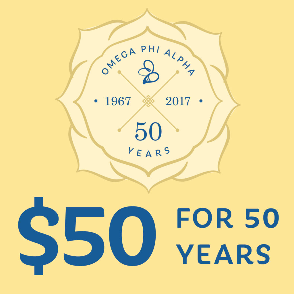 $50 for 50 years