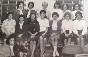 group photo of Beta members