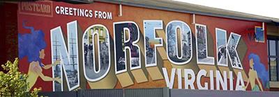 Norfolk billboard