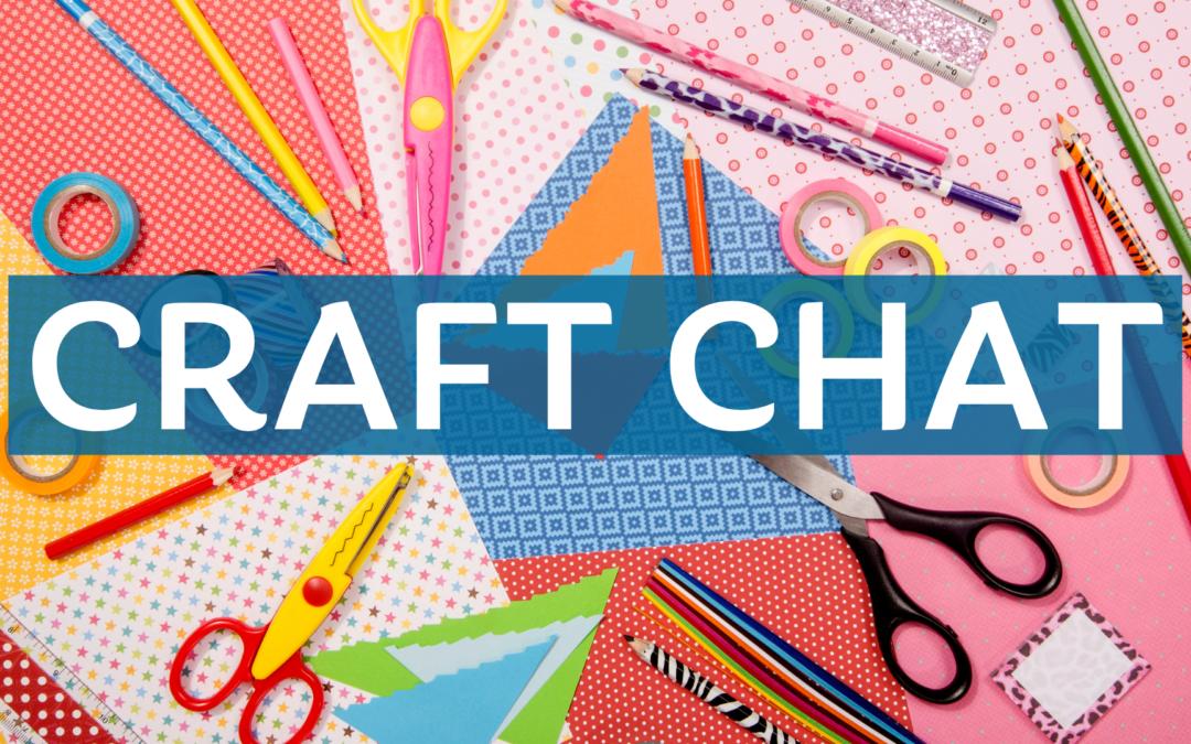 July Alum Craft Chat