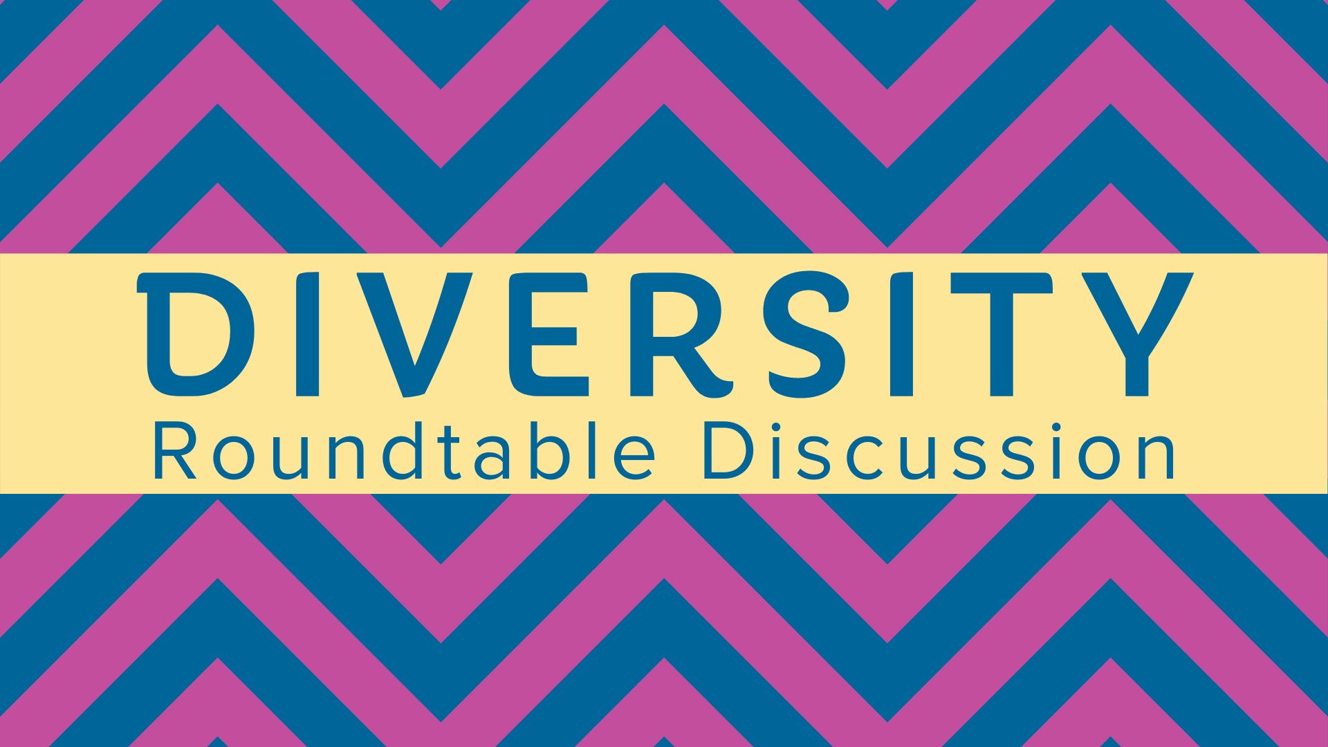 Diversity Roundtable Discussion