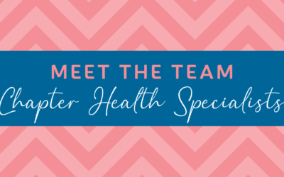 Meet the Team: Chapter Health Specialists